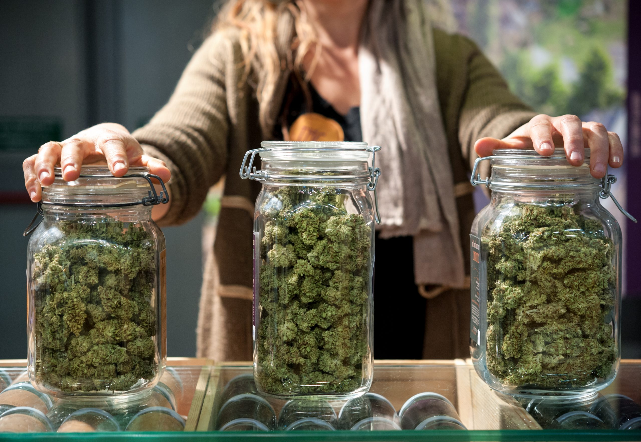 Is too much consumption of cannabis cause risk?