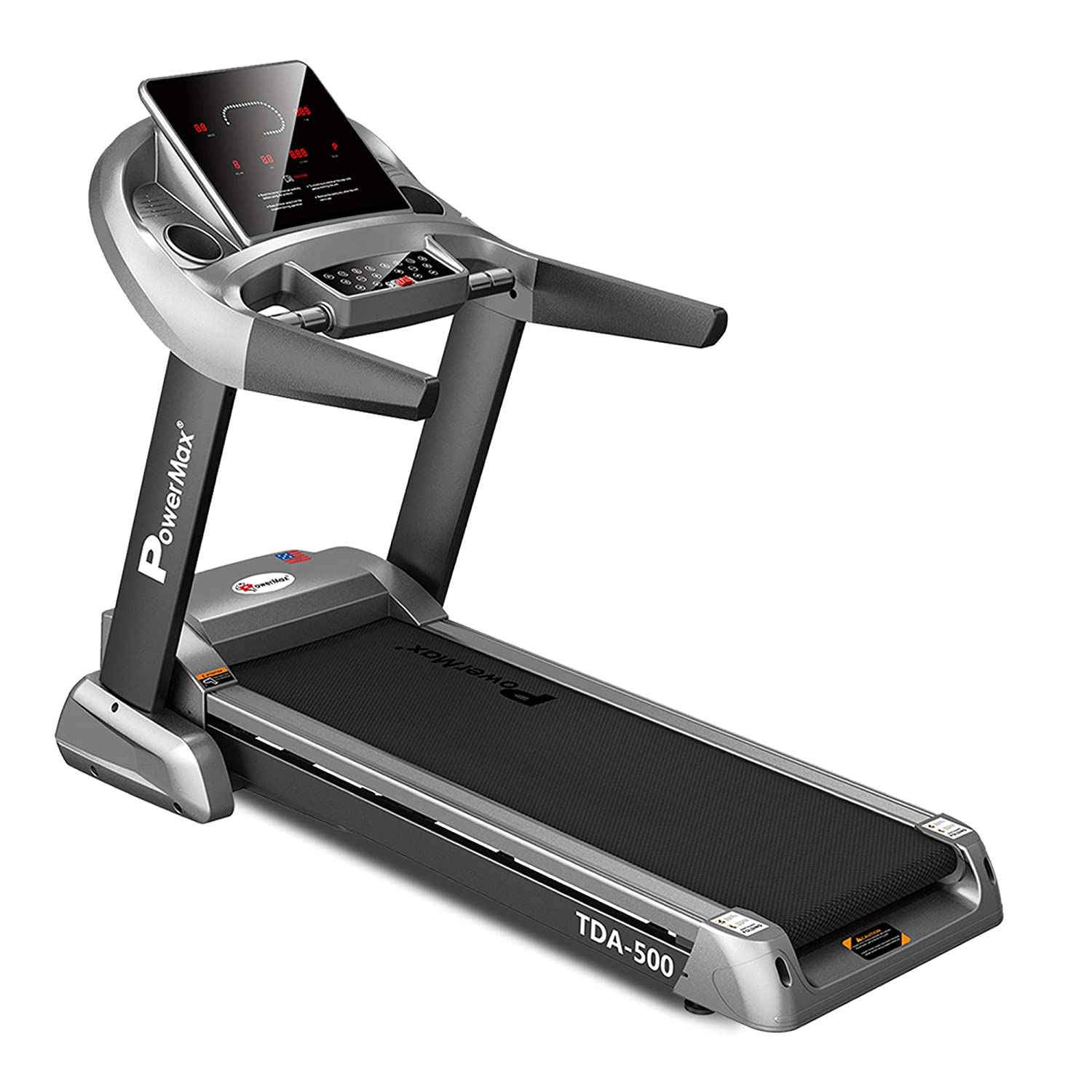 A best treadmill in india will show the calories lost during exercise on the boards