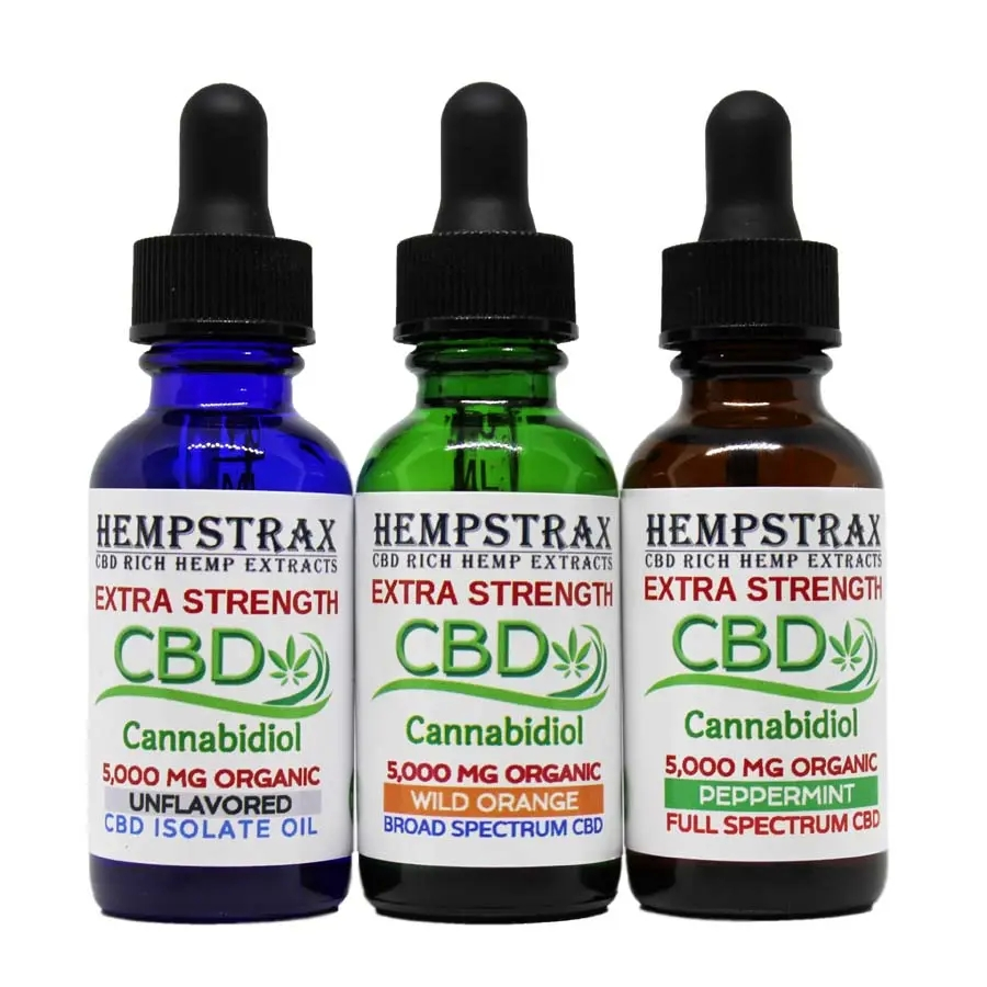 What Are Varieties In CBD Tincture For Pets?