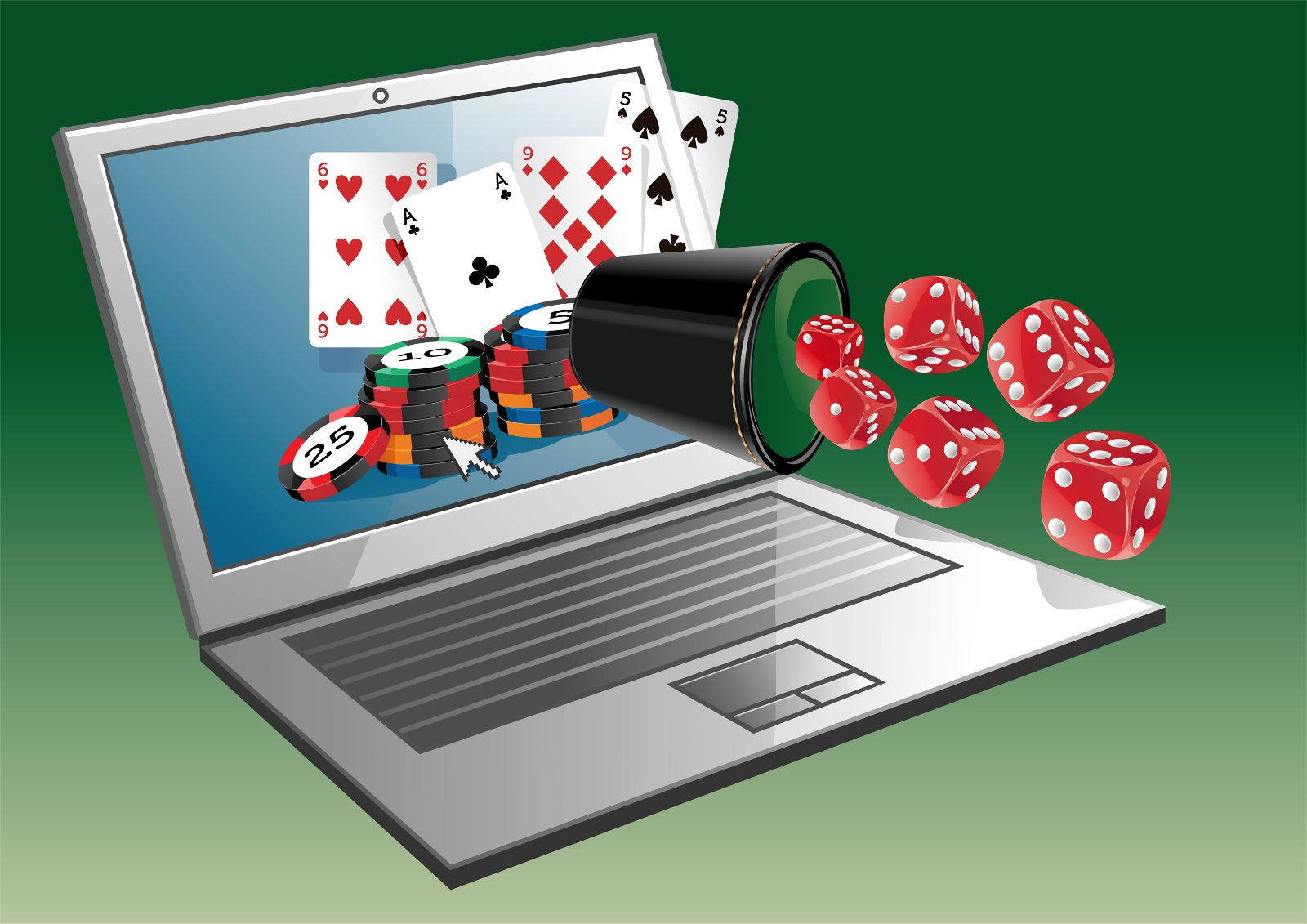 What Are The Benefits You Will Get By Playing judi online terpercaya?